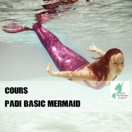 PADI Basic Mermaid