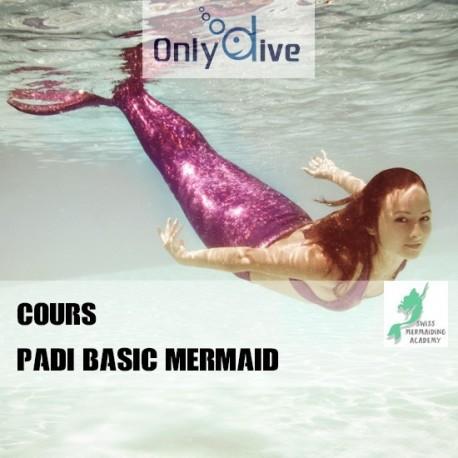 PADI Basic Mermaid