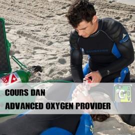 DAN Advanced Oxygen Provider