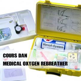 DAN Medical Oxygen Rebreather
