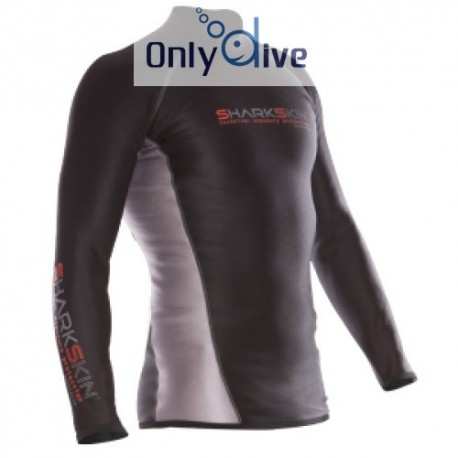 Sharkskin Chillproof Lycra manches longues Homme