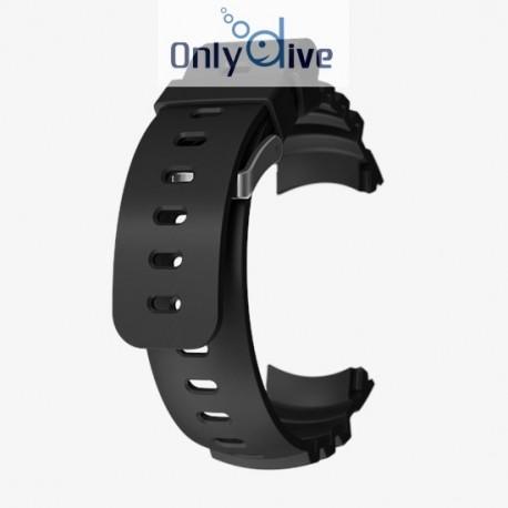 Suunto Zoop Novo et Vyper Novo - bracelet noir