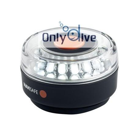 Feu de navigation LED 360° à piles