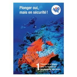 Manuel de plongée P1 CMAS