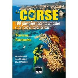 La Corse, 100 plongées incontournables et nos autres coups de coeur