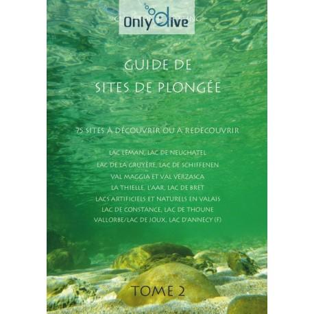 Guide de sites de plongée - Tome 2