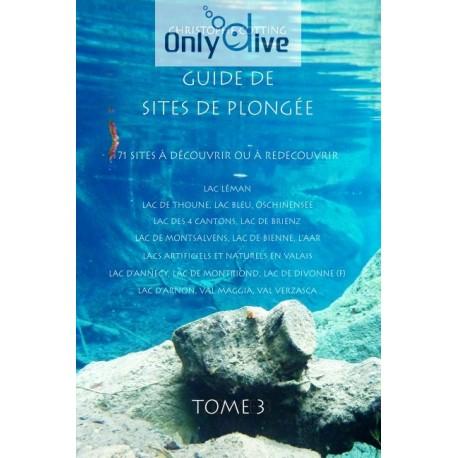 Guide sites de plongée - Tome 3